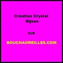 Création Crystal Bijoux